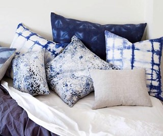 Interiors expert Jacinta Preston on the shibori trend