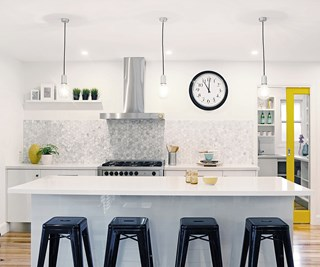 Kerryn's contemporary home renovation