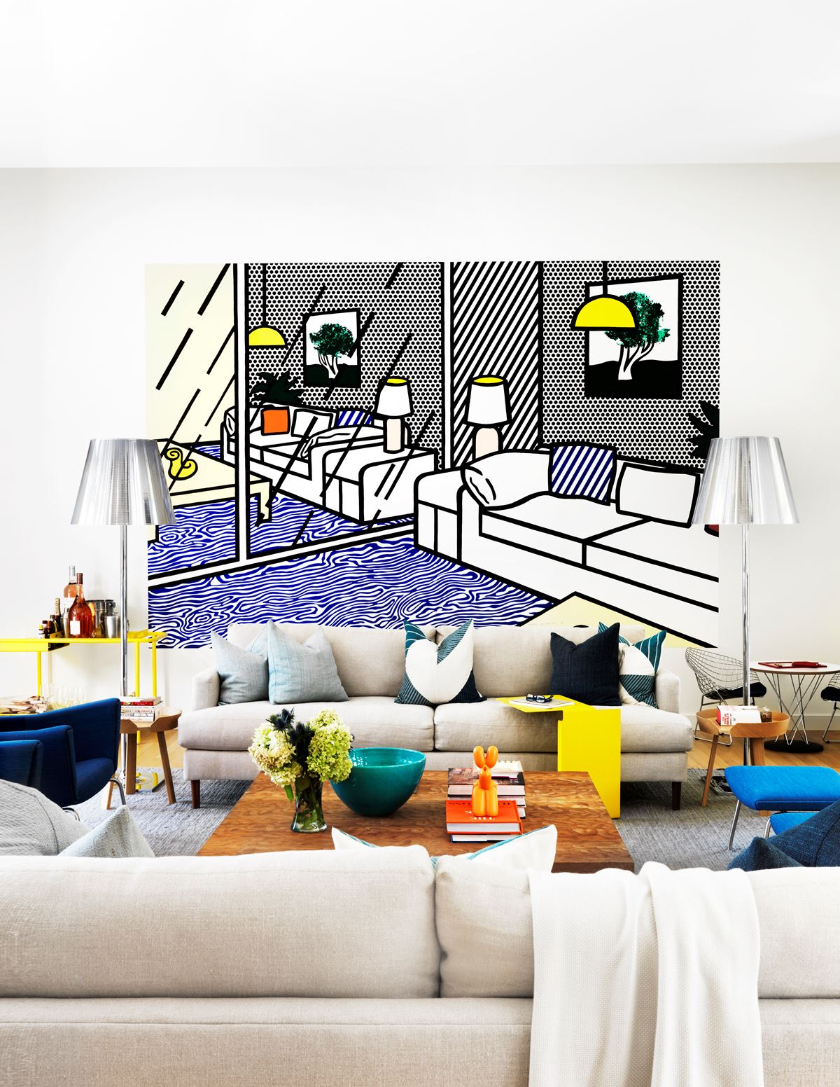6 ways to light up your living room homes 28 images 6 - Creative lamp designs to brighten up your living space ...