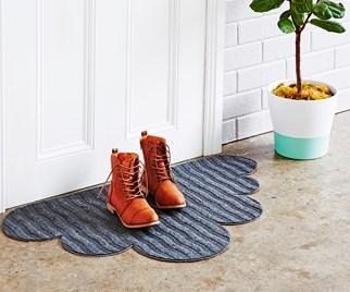Weekend project: DIY cloud doormat