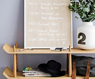 Weekend project: DIY memo board