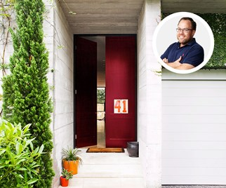 James Treble's tips on styling the entrance to your home
