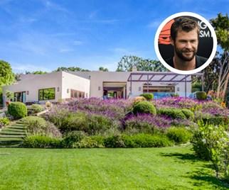 Chris Hemsworth buys new Malibu mansion