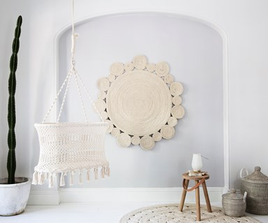 How to get a boho whimsical look at home