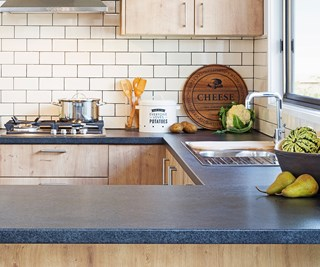 Twice as nice: two kitchens get a style makeover