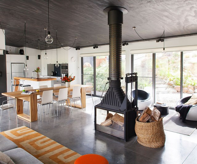 7 cosy fireplaces that will warm your heart