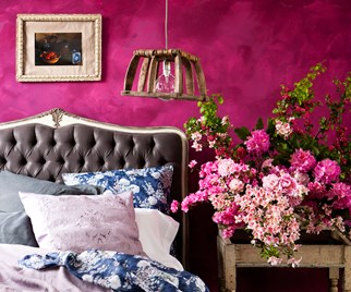 How to give your bedroom a makeover using colour