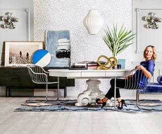 Stylist Sarah Ellison