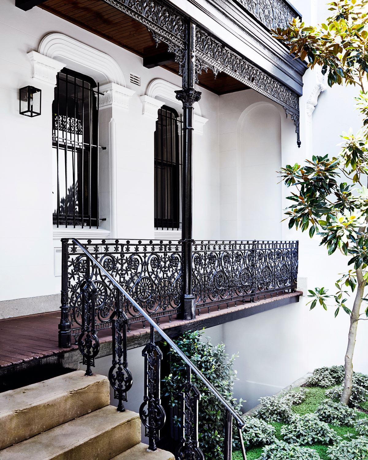 Luxury home tour historical sydney terrace homes for Terrace homes