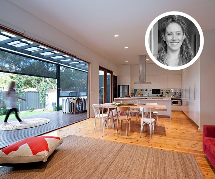 "[Georgie Shepherd](http://www.georgieshepherd.com.au/?utm_campaign=supplier/|target=""_blank"") designed this spacious open plan room with excellent indoor-outdoor flow."