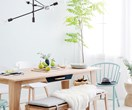 WATCH: How to style a relaxed dining area
