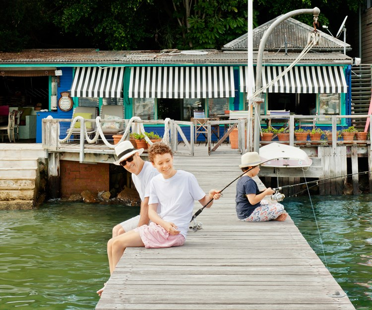 pittwater boathouse