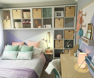 kids bedroom revamp