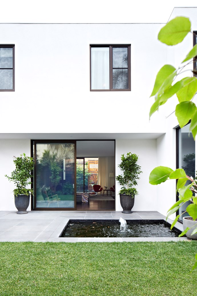 Show off the outdoor area – space is a huge factor in buying a property. Photo: Armelle Habib / bauersyndication.com.au