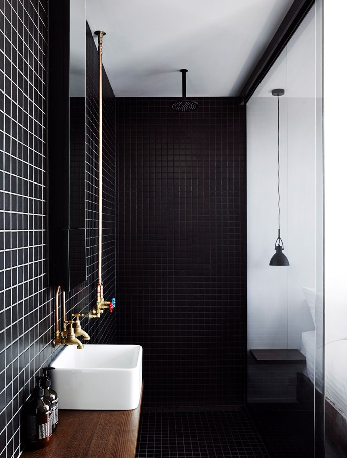 Use an epoxy grout when laying tiles for easy cleaning down the track! Photo: Sharyn Cairns / bauersyndication.com.au.