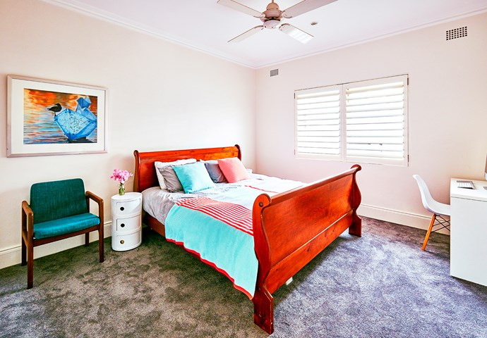 """Kirsty is keen to [repaint](http://www.homestolove.com.au/5-expert-tips-for-choosing-paint-colours-1816