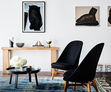 Luxe apartment tour: modern Melbourne forever-home