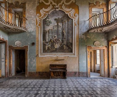Abandoned buildings captured by photographer Christian Richter