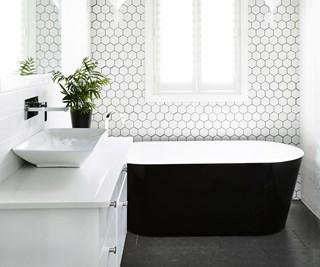 Small bathroom tricks