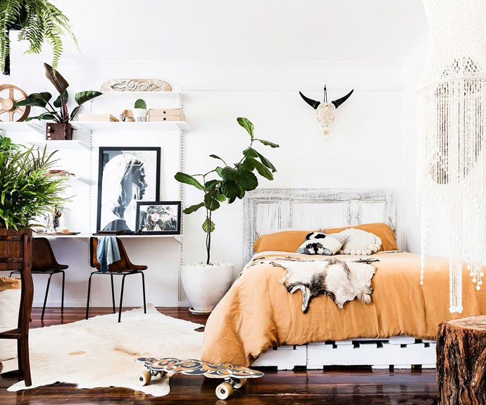 Bedroom decorating inspiration