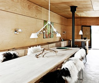Rustic barn renovation