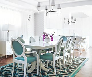 Greg Natale dining room