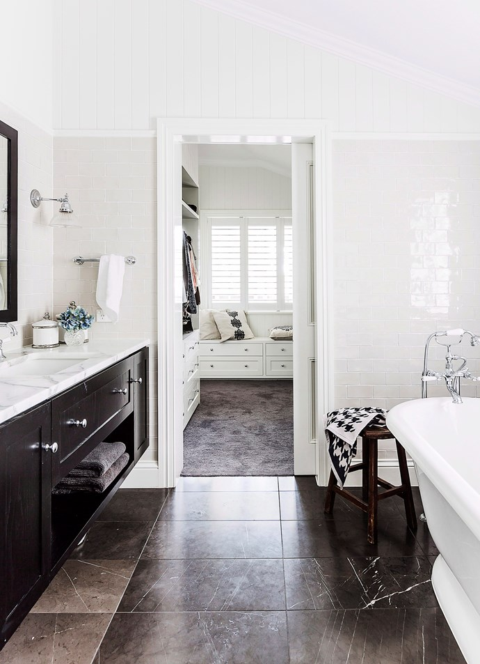 A freestanding bath definitely adds value, but check it doesn't make your space too cramped.