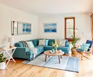 $1,000 makeover challenge: coastal-style living room