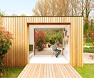 A new take on the garden shed