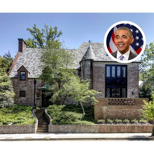 Barack Obama's New Home Post-Presidency | HOMES