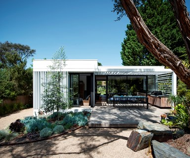 A luxurious bushland retreat