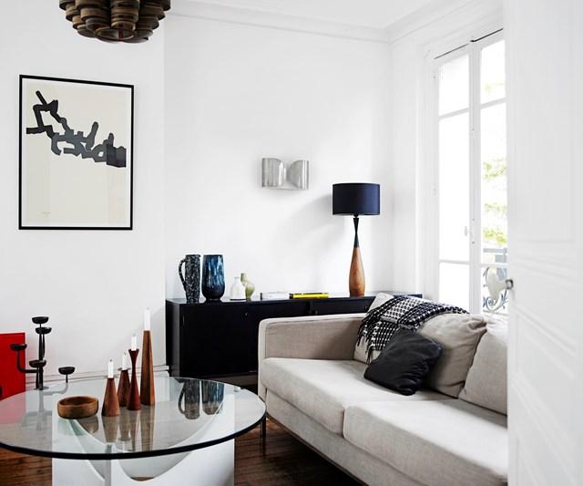 Modern vintage home
