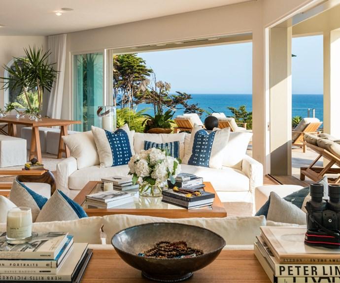 Cindy Crawford Malibu home