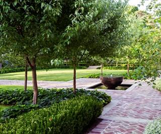 formal garden Sydney