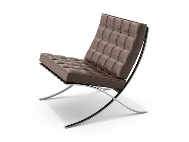 *Mies van der Rohe's Barcelona Chair.*