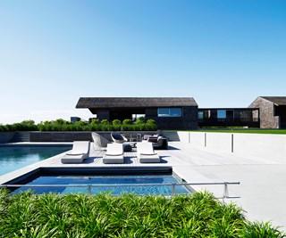 luxury Montauk house