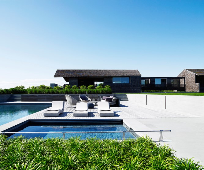 luxury Montauk house