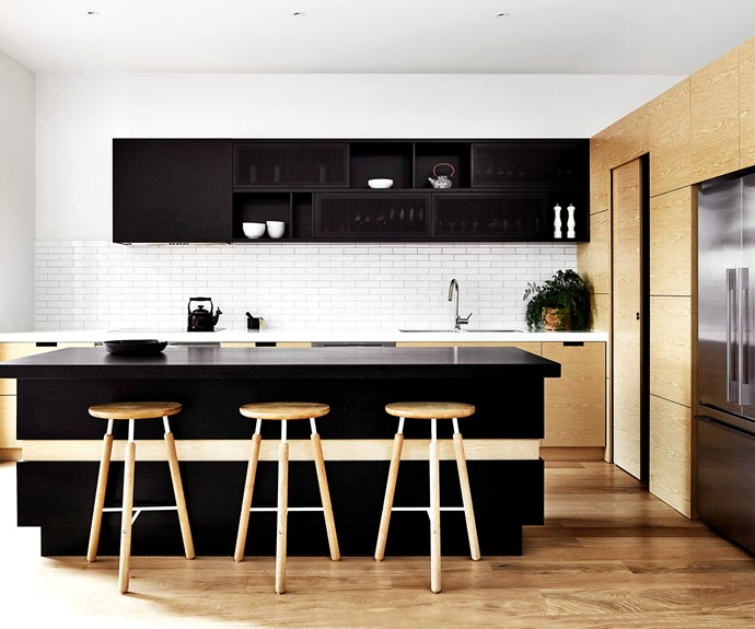 stylish hardwearing kitchen