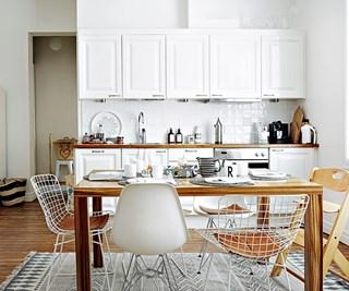 Modern holiday apartment