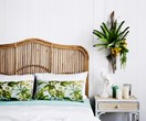 Decorating 101: Cane & wicker