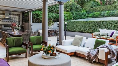 Outdoor living ideas on a budget homes for Outdoor living ideas on a budget
