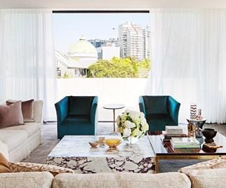 luxury Melbourne penthouse