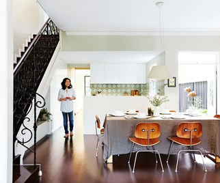 Sydney terrace renovation
