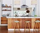 10 tempting timber kitchens