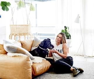 Stylist Simone Haag