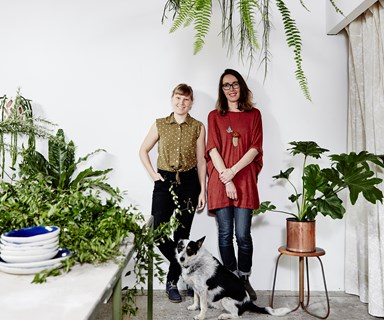 Studio style: The Planthunter & The Forty Nine Studio