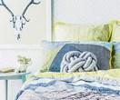 Trend alert: knot cushions