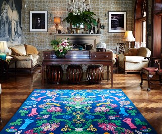 Design rugs romance was born collection