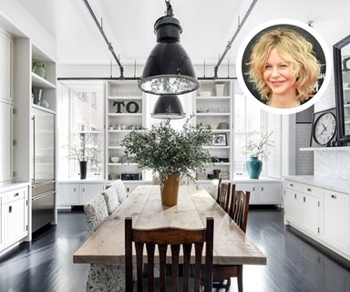 Meg Ryan is selling her New York loft for $14 million