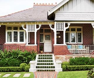 Federation home sydney